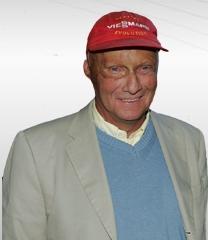 Niki Lauda speaker