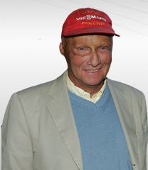 Entrepreneurs speakers   – Niki Lauda