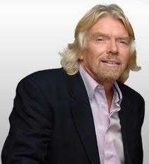 Entrepreneurs speakers   – Sir Richard Branson