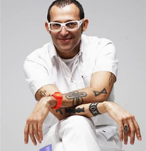 Karim Rashid - Marketing speaker