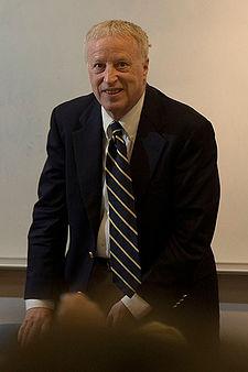George A Akerlof speaker