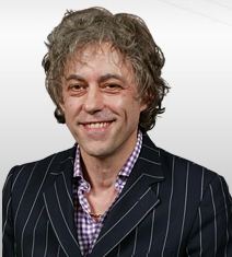 Sir Bob Geldof - Communication speaker