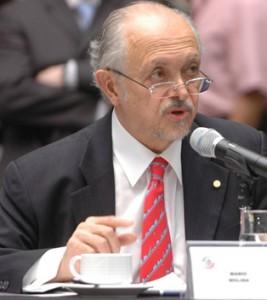 Mario J Molina speaker
