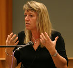 Jody Williams - Nobel laureate speaker