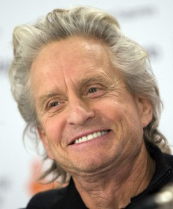 Book Celebrity speaker Michael Douglas
