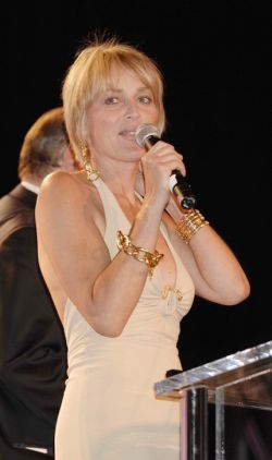 Sharon Stone - Celebrity speaker