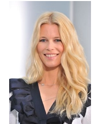 Claudia Schiffer - Celebrity speaker