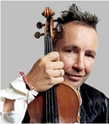 Nigel Kennedy - Celebrity speaker