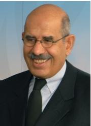 Mohamed ElBaradei speaker