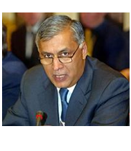 Book Emerging markets speaker Shaukat Aziz
